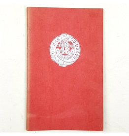 48th Highlanders Song-Book