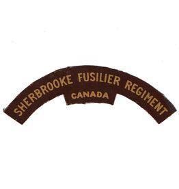 Sherbrooke Fusiliers Regiment