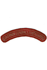 Governor General's Foot Guards - embleem