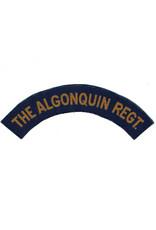 Algonquin Regiment - shoulder flash