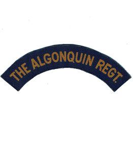 Algonquin Regiment