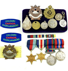 Calgary Highlanders Groep