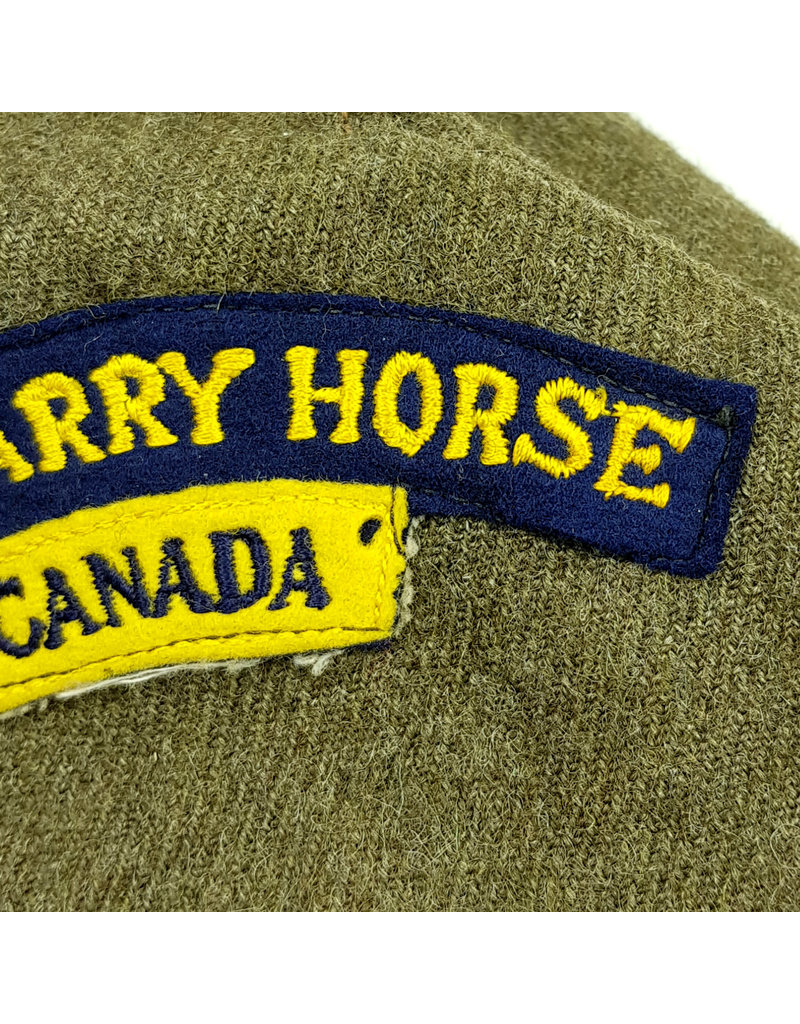 Fort Garry Horse - Battledress met Baret