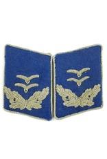 Luftwaffe 'OBERLEUTNANT' Collar Tabs