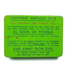 Ointment Anti-Gas Tin