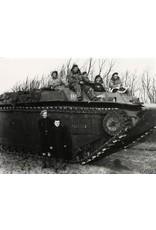 Britse WO2 Camouflage Tanksuit