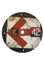Engelse WO2 Wegwijzer - 43rd Wessex Division