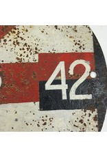British WW2 Roadsign - 43rd Wessex Division