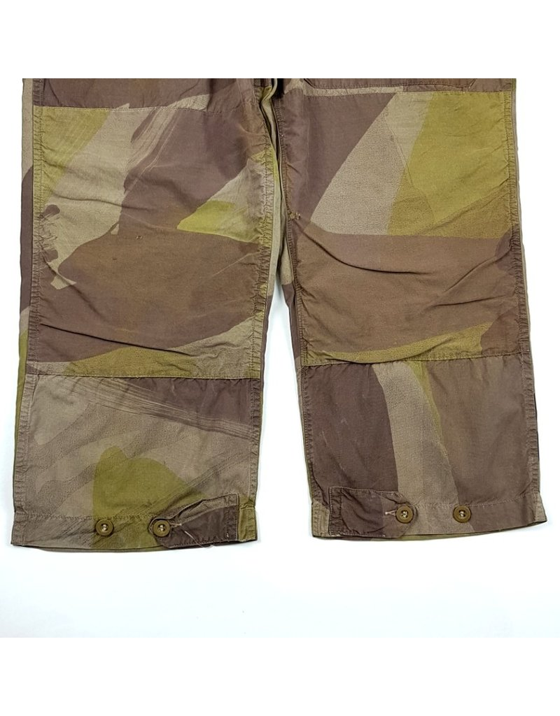 Camouflage Windproof Trousers - 1943
