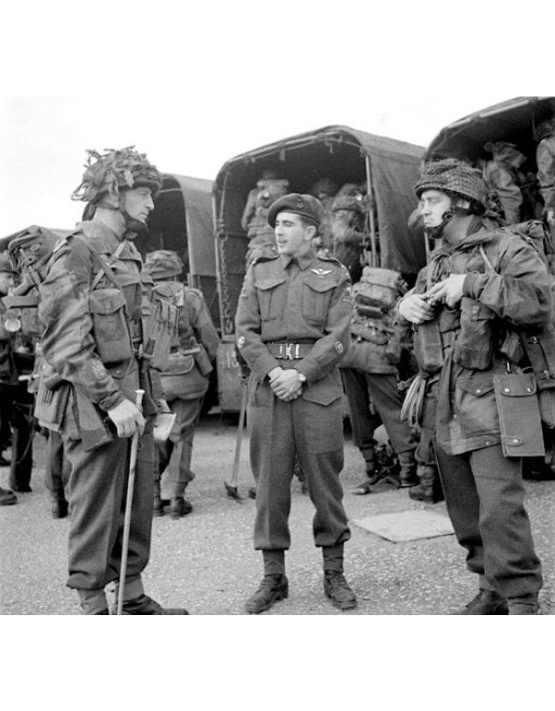 Engelse Airborne Rode Baret 1945