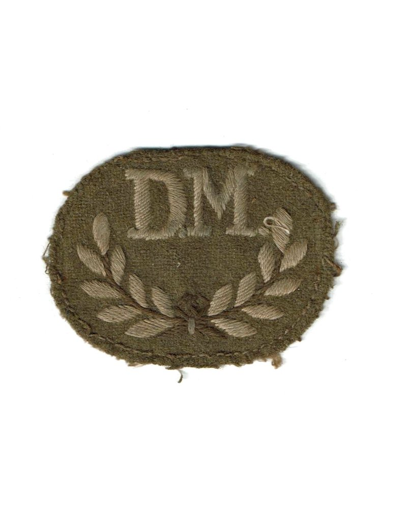 Driver/Maintenance Trade Badge