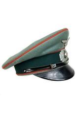 WH Schirmmütze Artillerie - Op naam Vogtsberger
