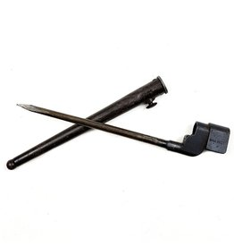 British/Canadian Spike Bayonet