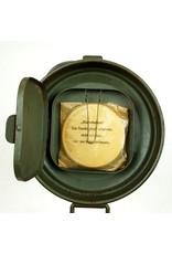 Duitse Gasmasker Set