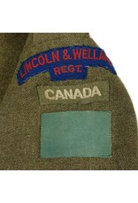 Battledress Lincoln & Welland Regiment