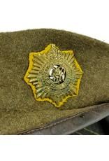 Canadian WW2 Beret 1944 - RCASC