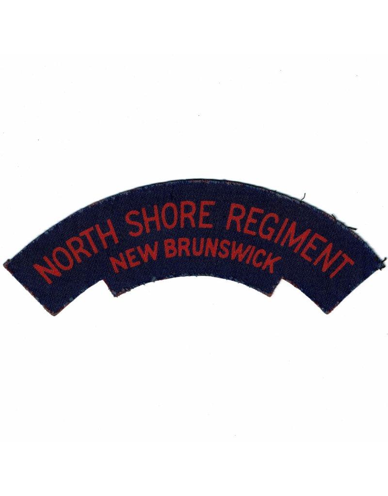 North Shore Regiment - Printed Title