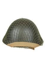 WW2 British/Canadian MkIII Helmet with Netting