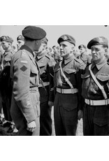 Canadese WO2 Baret  - Canadian Provost Corps