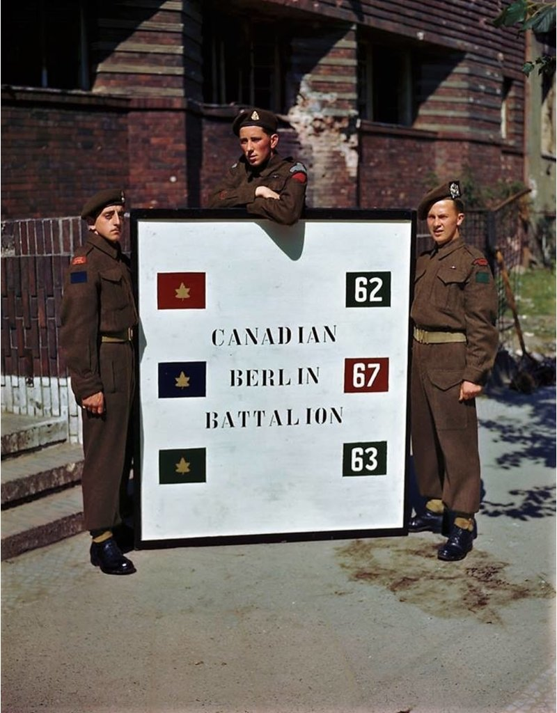 Canadese P37 Koppelriem 1944