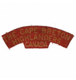 Cape Breton Highlanders