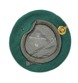 Commando Groene Baret