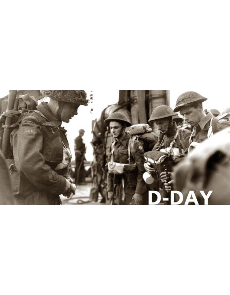 Canadian Scottish Regiment - Gedrukt Embleem