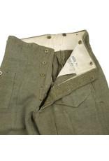 Canadese P37 Broek - 1943 Size 4