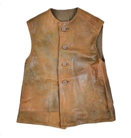 Britse Leather Jerkin
