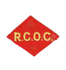 RCOC - 1st Canadian Corps