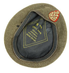 49th Loyal Edmonton Regt Beret