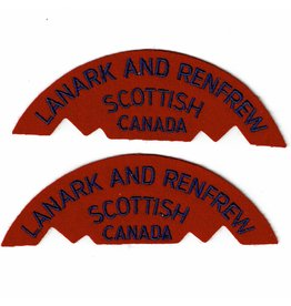 Lanark & Renfrew