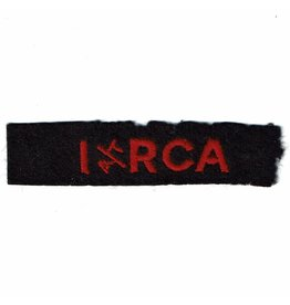1st A/T -RCA