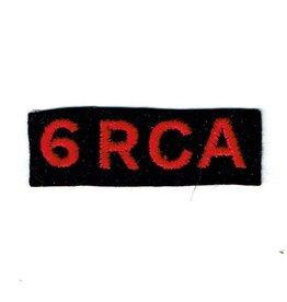 6 RCA