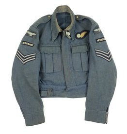 Netherlands RAF Battledress
