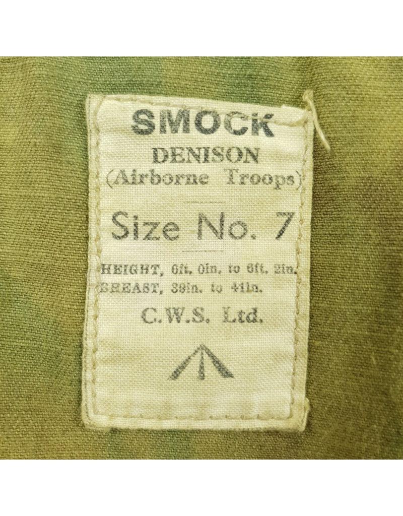 Denison Smock  -  1ste Model  1942 - Handpainted