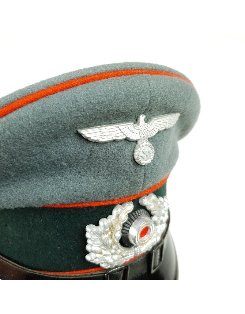 Wehrmacht Artillerie Schirmütze