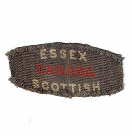 Essex Scottish  Regt.