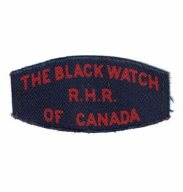 Black Watch of Canad