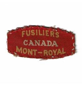 Fusiliers de Mont Royal