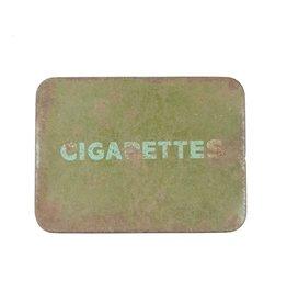Sigaretten Blikje