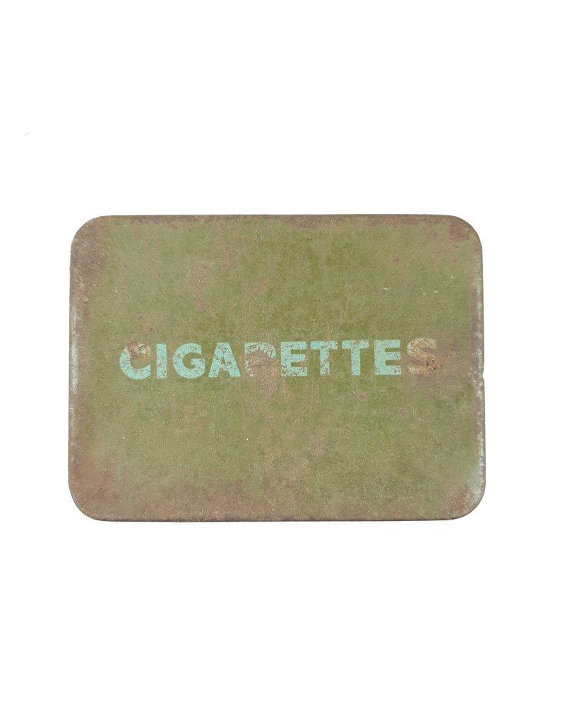 WO2 Engelse Sigaretten Blikje