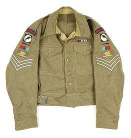 Battledress RA 30th Corps
