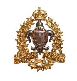 Officiers Cap Badge