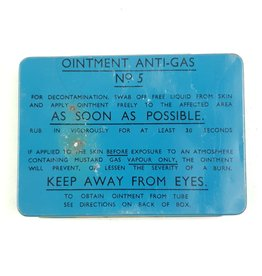 Ointment Anti-Gas Blikje
