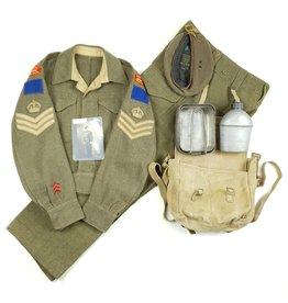FMR Uniform Set