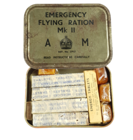 Emergency Flying Ration