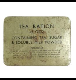 Tea Ration Blik