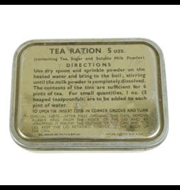 Tea Ration Tin