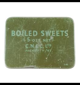 Britse Chocolate & Boiled Sweets Blikje